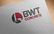 BWT Concrete Logo - Entry #474