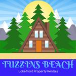 Tuzzins Beach Logo - Entry #143