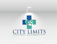 City Limits Vet Clinic Logo - Entry #132