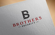 Brothers Security Logo - Entry #170