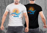 Sea of Hope Logo - Entry #235