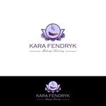 Kara Fendryk Makeup Artistry Logo - Entry #50