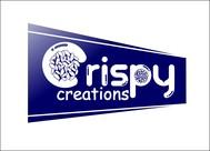 Crispy Creations logo - Entry #126
