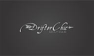 Drifter Chic Boutique Logo - Entry #394