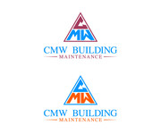 CMW Building Maintenance Logo - Entry #254