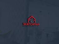 Watchman Surveillance Logo - Entry #184