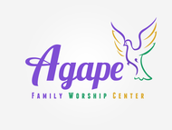 Agape Logo - Entry #49