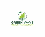 Green Wave Wealth Management Logo - Entry #345