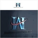 Hanford & Associates, LLC Logo - Entry #414