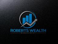 Roberts Wealth Management Logo - Entry #186