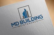 MD Building Maintenance Logo - Entry #24