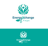 EnergyXchange Yoga Logo - Entry #66