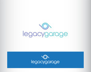 LEGACY GARAGE Logo - Entry #1