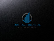 Durham Financial Centre Knights Logo - Entry #26