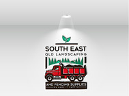 South East Qld Landscaping and Fencing Supplies Logo - Entry #71