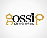 Gossip Interior Design Logo - Entry #90