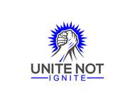 Unite not Ignite Logo - Entry #123
