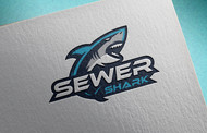 Sewer Shark Logo - Entry #106