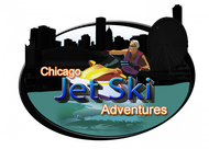Chicago Jet Ski Adventures Logo - Entry #21