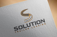 Solution Trailer Leasing Logo - Entry #234