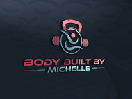 Body Built by Michelle Logo - Entry #77