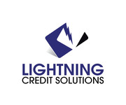 Lightning Credit Solutions Logo - Entry #25