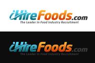 iHireFood.com Logo - Entry #79