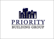Priority Building Group Logo - Entry #41