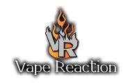 Vape Reaction Logo - Entry #40