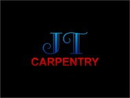 J.T. Carpentry Logo - Entry #118