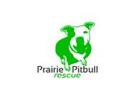Prairie Pitbull Rescue - We Need a New Logo - Entry #30