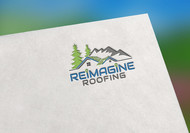 Reimagine Roofing Logo - Entry #27