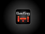 Android/iOS GPS/Photo tagging App Icon Logo - Entry #6