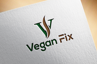 Vegan Fix Logo - Entry #252