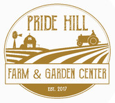 Pride Hill Farm & Garden Center Logo - Entry #77