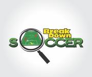 BreakDownSoccer Logo - Entry #4