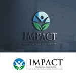 Impact Financial coaching Logo - Entry #119