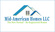 Mid-American Homes LLC Logo - Entry #38