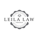 Leila Law Logo - Entry #79