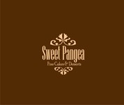 Sweet Pangea Logo - Entry #1