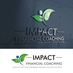 Impact Financial coaching Logo - Entry #139