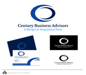 Century Business Brokers & Advisors Logo - Entry #74