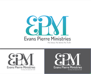 Evans Pierre Ministries  Logo - Entry #38