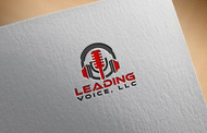 Leading Voice, LLC. Logo - Entry #11
