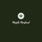 Maple Mustard Logo - Entry #5
