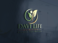 Davi Life Nutrition Logo - Entry #563