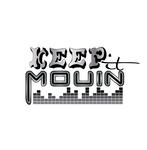 Keep It Movin Logo - Entry #199
