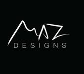Maz Designs Logo - Entry #401