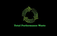 Total Performance Waste Logo - Entry #5