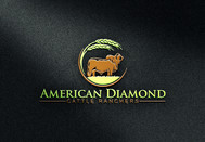American Diamond Cattle Ranchers Logo - Entry #40